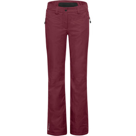 Maier Sports Ronka - Pantalon long Femme - rouge